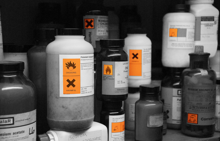 Understanding Chemical Identification Labels
